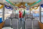 Режим работы общественного транспорта в Бендерах в Новогодние праздники и Рождество Христово