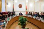 Президент ПМР провел встречу с Архиепископом Саввой и благочинными районов республики