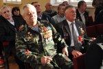 Во дворце культуры имени Павла Ткаченко чествовали Воинов-интернационалистов