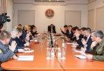 Вчера состоялось заседание Правительства