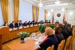 Под руководством Президента состоялось заседание Государственного совета ПМР