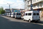 Временная схема движения маршрутных такси в городе Бендеры в Дни поминовения усопших