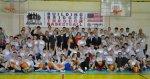 В Бендерах в СДЮСШОР №2 сегодня прошел фестиваль закрытия спортивного лагеря по баскетболу