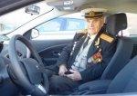 В дни празднования 70-летия Победы ветераны Великой Отечественной войны могут воспользоваться бесплатной поездкой в такси «Три восьмерки»