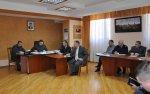 Николай Глига принял участие в плановом совещании УВД