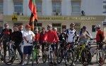 В субботу состоялся велопробег, посвященный Дню Победы