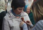 Студенты Бендерского медицинского колледжа провели акцию «георгиевская ленточка»