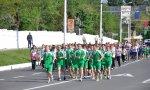Бендеры встретили участников Республиканского легкоатлетического пробега «Память»