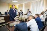 Президент провел встречу с представителями органов власти и общественного совета <? print(123); ?>а Бендеры