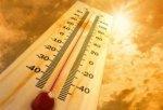 20 июля ожидается повышение температуры выше +33ºC