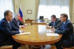 В Москве состоялась встреча Евгения Шевчука и Сергея Нарышкина