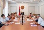 В Правительстве обсудили вопросы деятельности АНО «Евразийская интеграция»