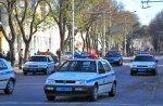 В праздник сотрудники милиции работали в усиленном режиме