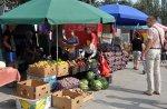 В Бендерах прошла сельскохозяйственная ярмарка