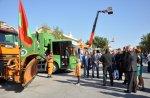 Ко Дню города в Бендерах подготовили выставку спецтехники