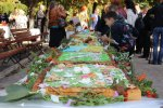 Подарок ко дню города – именинный пирог
