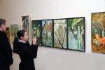 В Бендерах открылась выставка «Взгляд молодых»