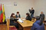 Людмила Чайковская провела прием граждан