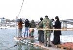 На Крещение спасатели и милиция работают в усиленном режиме
