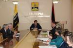 Главе Госадминистрации доложили о текущей ситуации в городе