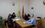 Роман Иванченко провел приём граждан по личным вопросам