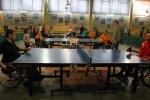 Бендерские параспортсмены стали призерами открытого Чемпионата ПМР по настольному теннису