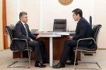 Глава Бендер проинформировал Президента ПМР об итогах деятельности Госадминистрации