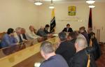 В Госадминистрации обсудили проблемы пассажирских перевозок