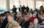 Депутаты Городского и Верховного Совета и Глава города встретились с жителями м-на «Ленинский»