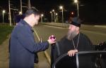 Православные христиане отмечают Пасху Христову