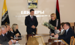 На аппаратном совещании был представлен заместитель Главы по социальным вопросам