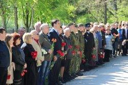 В Бендерах почтили память жертв аварии на Чернобыльской АЭС
