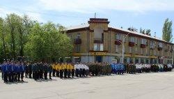 Лучшими юнармейцами в Бендерах стали учащиеся гимназии №1