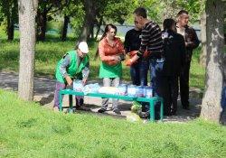 Сотрудники Госадминистрации города Бендеры приняли участие в Республиканском субботнике