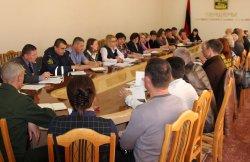 В Бендерской Госадминистрации обсудили программу памятных и праздничных мероприятий к 9 мая
