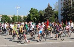 Накануне Дня Победы в Бендерах состоялся масштабный велопробег