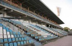 На стадионе «Динамо» идет прокладка электросетей и отопления