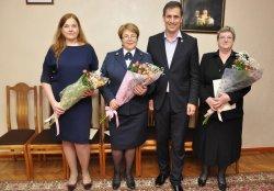 Глава города поздравил работников финансовой сферы