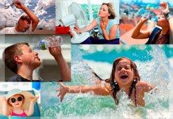 Правила профилактики солнечных и тепловых ударов