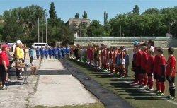 Юные бендерские футболисты завоевали золото на турнире, посвященном Дню России