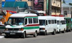 Изменена схема движения маршрутных такси № 1 и 15