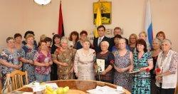 Руководство города встретилось с представителями Союза «Память»
