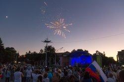 Концертная программа завершила празднование юбилея миротворческой операции