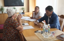 Глава Госадминистрации провел очередной прием граждан по личным вопросам