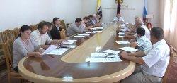 Заседание Общественного Совета в новом составе
