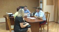 Министр внутренних дел Руслан Мова провёл приём граждан по личным вопросам в Бендерском УВД.