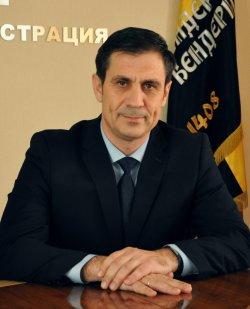 Поздравление главы госадминистрации с Днем города Бендеры