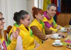 Бендерчане на фестивале молодежи и студентов в Сочи