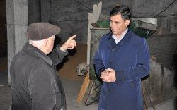 Разговор с фермерами Протягайловки