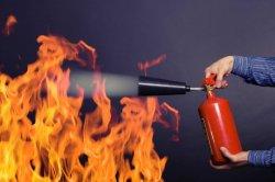 Меры пожарной безопасности в дни празднования новогодних и рождественских праздников будут усилены